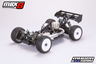 MBX-8 1/8 4WD OFF-Road Buggy MUGEN