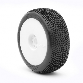 1:8 BUGGYREIFEN AUF EVO FELGEN IMPACT SUPERSOFT LONG WEAR (2)