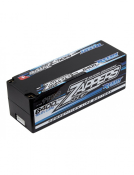 Zappers SG 6400mAh 110C 15.2V 4S High Capacity